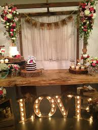 Rustic Wedding Decorations Australia Workshop Awesome 33 In Candy Table With