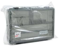 100 Plastic Truck Tool Boxes Kyosho Large Box 330x230x65mm KYO80462 Cars S