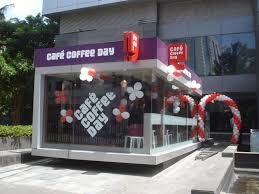 Cafe Coffee Day Letters