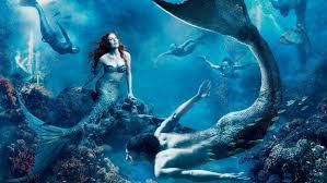 Fantasy fantasy art mermaids wallpaper