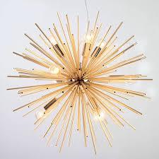 postmodernen hedgehog gold pendelleuchten wohnzimmer schlafzimmer führte strahlung kugel kunst persönlichkeit design pendelleuchte