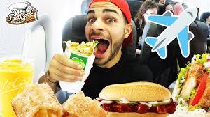 jeux de cuisine macdonald je teste un mcdo allemand dans l avion