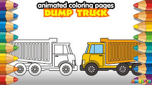 Animated Coloring Pages How To Draw Cartoon Dump Truck. Coloring ... Toy Dump Truck Coloring Page For Kids Transportation Pages Lego Juniors Runaway Trash Coloring Page Pages Awesome Side View Kids Transportation Coloringrocks Garbage Big Free Sheets Adult Online Preschool Luxury Of Printable Gallery With Trucks 2319658 Color 2217185 6 24810 On