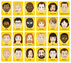 Artist Makes A Pulp Fiction Guess Who And The Internet Goes Wild
