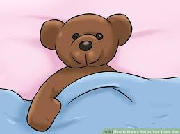 Image titled Make a Bed for Your Teddy Bear Step 6