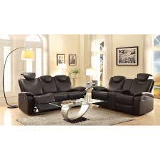Wayfair Leather Reclining Sofa by Eric Double Reclining Sofa Console Loveseat Infosofa Co