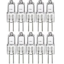 10 pack simba lighting 20 watt 12 volt halogen light bulbs g4