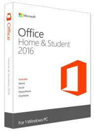 Microsoft fice Home and Student 2016 Licence Key PC Amazon
