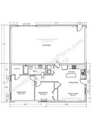 Pole Barn Home Floor Plans With Basement by Top 20 Metal Barndominium Floor Plans For Your Home