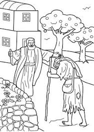 Chic Inspiration Prodigal Son Coloring Pages Sequence