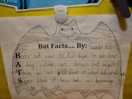 Halloween Acrostic Poem Words by Patties Classroom Bat Acrostics And Stellaluna And Scarcity