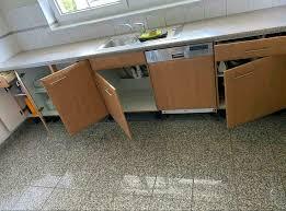 küche l form mit hochschränken