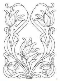 bouquet of flowers drawing for quilling Google Search