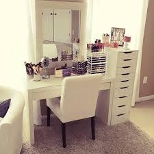 Bedroom Decor Ikea Makeup Room