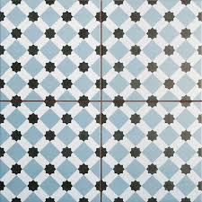 carrelage imitation carreau ciment sol 45 x 45 cm he1105007