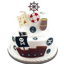 fondant kuchen pirat