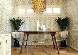 Small Apartment Interior Decorating Ideas Phenomenal Wallpaper Designs To Beautify Your Dining Space