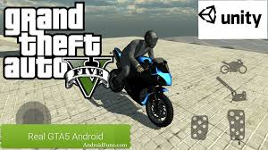 A really good news for GTA game lovers that the real developers of GTA games Unity are now working hard to develop GTA 5 APK for Android devices