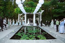 Amazing Of Garden Venues For Weddings Images Wedding Outside Denise
