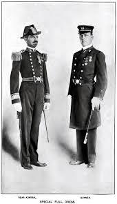 U S Navy Uniforms and Uniform Insgnia 1917
