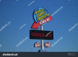 WALCOTT IOWA SEPTEMBER 26 Famous Iowa Stock Photo (Edit Now ...
