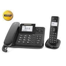 téléphone fixe et sans fil doro 4005