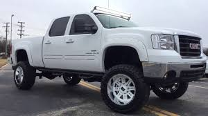 Lifted 2009 GMC Sierra 2500 HD SLT - YouTube New 2009 Gmc Sierra Denali Detailed Chevy Truck Forum Gm Wikipedia Sle Crew Cab Z71 18499 Classics By Wiland Luxury Vehicles Trucks And Suvs 2500hd Envy Photo Image Gallery Windshield Replacement Prices Local Auto Glass Quotes Brand New Yukon Denali Chrome 20 Inch Oem Factory Spec 1500 4x4 For Sale Only At 2500hd Photos Informations Articles Bestcarmagcom Work 4dr 58 Ft Sb Trim Levels Vs Slt Blog Gauthier
