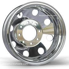 100 16 Truck Wheels 0282 Ford Alcoa X 6 Aluminum 8 Lug Drive Wheel Buy