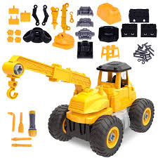 Stem Toys For Boys, 51PCs Construction Toys Trucks, Take Apart Toys ... Best Choice Products Set Of 4 Push And Go Friction Powered Car Toys Remote Control Truck Rc Trucks Bulldozer Charging Rtr Dump Colctible Vintage Cstruction Toy 33 Peices Cluding Amazoncom Dickie 24 Light Sound Crane 12 X Cstruction Toys Trucks Crane Lorries Diggers Children Take Apart Tool Set Kids For Boley 2piece 18 Vehicles Cat Philippines Games Colctibles Figurines Sale Equipment Excavators Loaders Boley 5in1 Big Rig Hauler Carrier Complete Trailer With Tonka Classic Steel Mighty Backhoe Wwwkotulas Gimilife Play 6