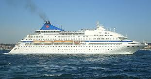 Cruise Ship Sinking Santorini by Celestyal Crystal Wikipedia
