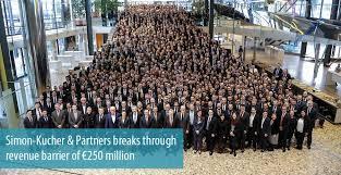 simon kucher partners revenues through 250 million