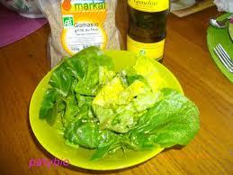huile de cameline cuisine salade au gomasio huile de sésame et cameline le de patybio