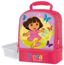 Dora The Explorer Kitchen Set Walmart by Dora The Explorer Lunch Box Thermos Girls Lunch Boxes