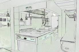 conception et aménagement de votre cuisine professionnelle