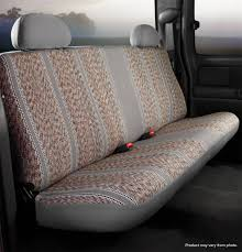 Wrangler Custom Seat Cover, Fia, TR47-7GRAY | Nelson Truck Equipment ...
