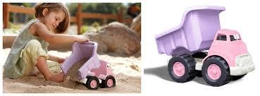 Green Toys Pink Dump Truck Only $9.49 (Reg. $28)