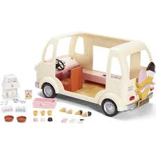100 Toy Ice Cream Truck Calico Critters