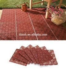 Outdoor Interlocking Plastic Floor Tiles Buy Floor Tiles Plastic