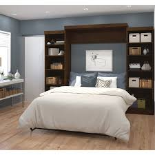 Queen Murphy Bed Kit by Brilliant Home Small Apartment Bedroom Design Inspiration
