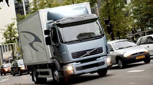 Volvo FL 240 Delivery Truck 2006 13 - YouTube