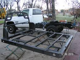 100 Diesel Truck Resource Flatbed Build Dodge Forums Building An