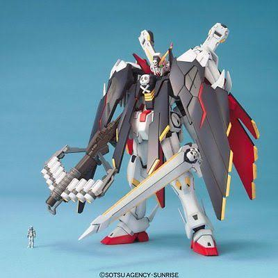 Bandai mg Crossbone Gundam X-1 Full Cloth