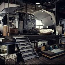 5 new york lofts to get inspired by schlafzimmer