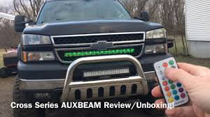 100 Light Bar For Trucks How To Install Bar Behind The Grill Watch This Very Simple