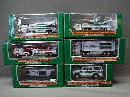100 Hess Toy Trucks 2013 Amazoncom Truck Mini Miniature Lot Set 2009 2010 2011
