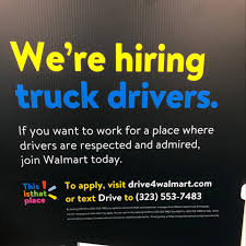 Walmart Trion - Home | Facebook Truck Driving Jobs Walmart Careers Elizabeth Warren To Stop Abusive Trucking Practices Money Our Business Driver Walmart Truckers Review Pay Home Time Equipment Transcarriers Heist Fake Loomis Armoured Truck Driver Steals 75000 3 Million Mile Trucks Drive For Day Ross Freight Up In The Phandle 62115 Canyon Tx This Week Is Dicated Unsung Heroes Of Road Asking Employees Deliver Packages On Their Way Home