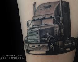 100 Big Truck Tattoos Rig Tattoo Skin Design X Jpeg On Nature Tattoo Artist