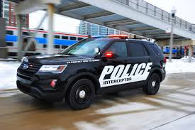 100 Ford Police Truck SUVs Likely To Become Dominant Vehicle Bigger Cops Rejoice