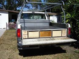 Tips To Make Truck Bed Drawers