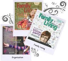 Family Living Magazine Online Room Decor